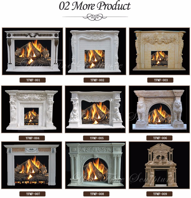 More fireplaces mental